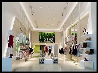 水岸名都服装店设计方案