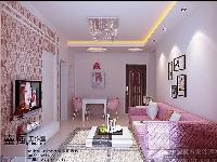 客厅卧房装修案例