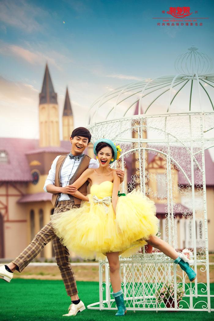 新新娘―维多利亚婚纱摄影3
