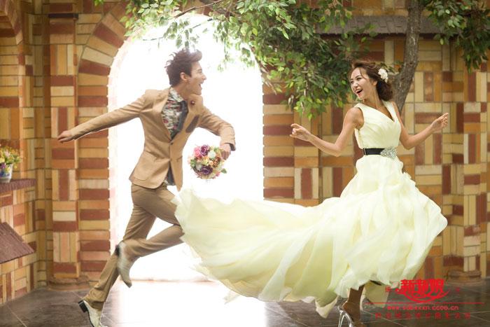 新新娘―维多利亚婚纱摄影5