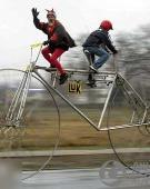 令人大跌眼镜的单车