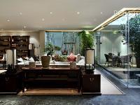 惊艳中式客厅设计 顶级奢华的视觉效果