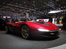 2013日内瓦车展 法拉利Sergio概念车
