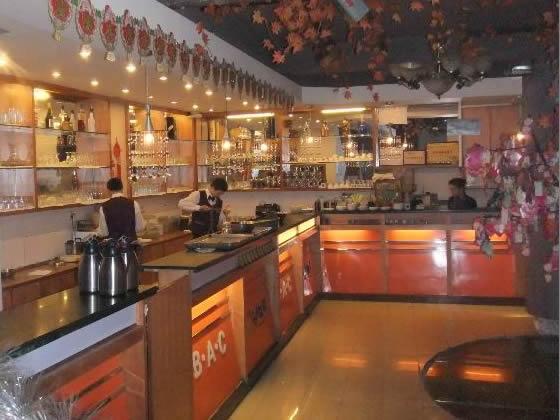 澳门威尼斯人游戏网址北岸咖啡西餐厅