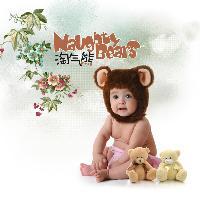 临县维纳斯儿童主题-淘气熊