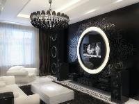 解读屋如人生五阶段客厅灯具装修图片