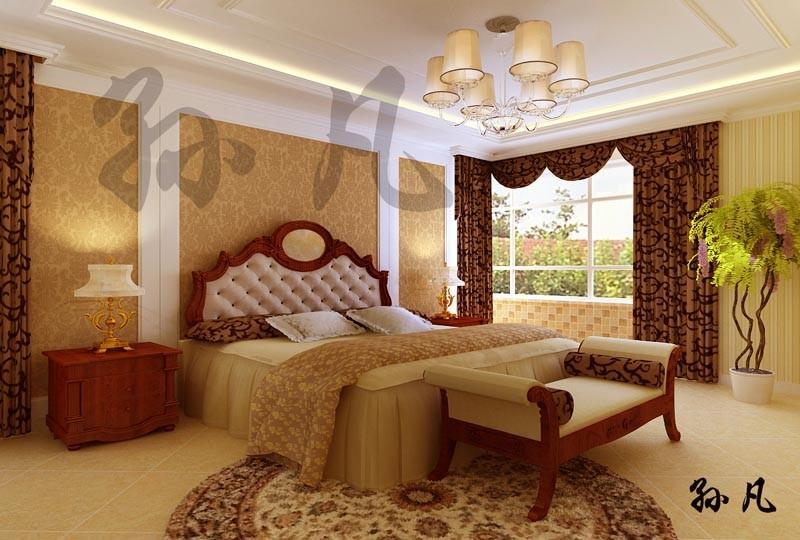 男孩子卧室欧式装修效果图