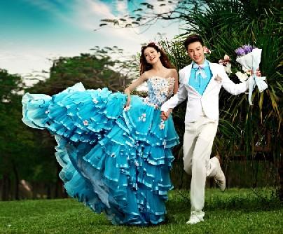 乌鲁木齐鲲鹏婚纱摄影