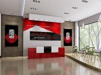 红麒麟装饰效果图