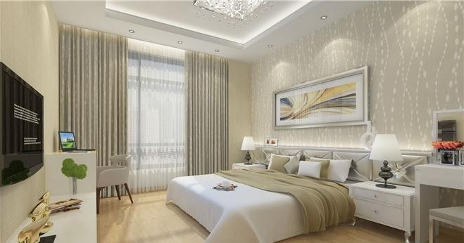 卧室室内装修效果图