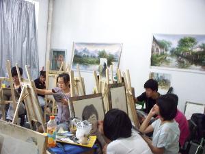 杭州智艺缘画室