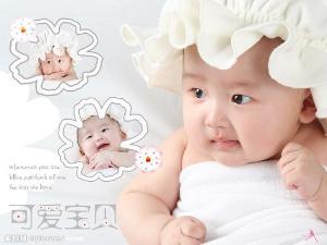 宝贝计划儿童摄影