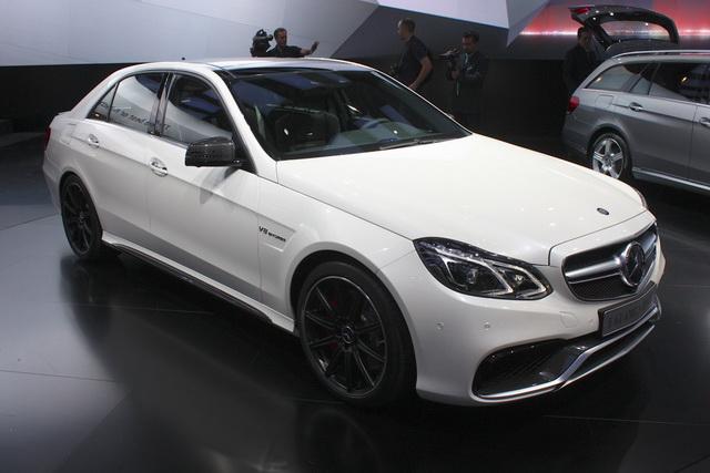 2013北美�展:2014 Mercedes-Be