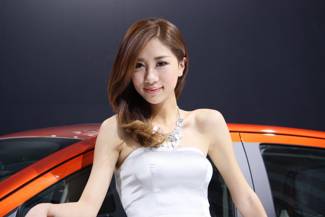 深圳车展美眉模特大集合