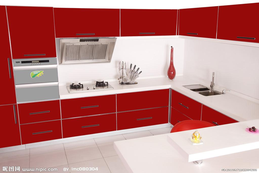 厨房工程设计及工程配套施工+室内装修设计