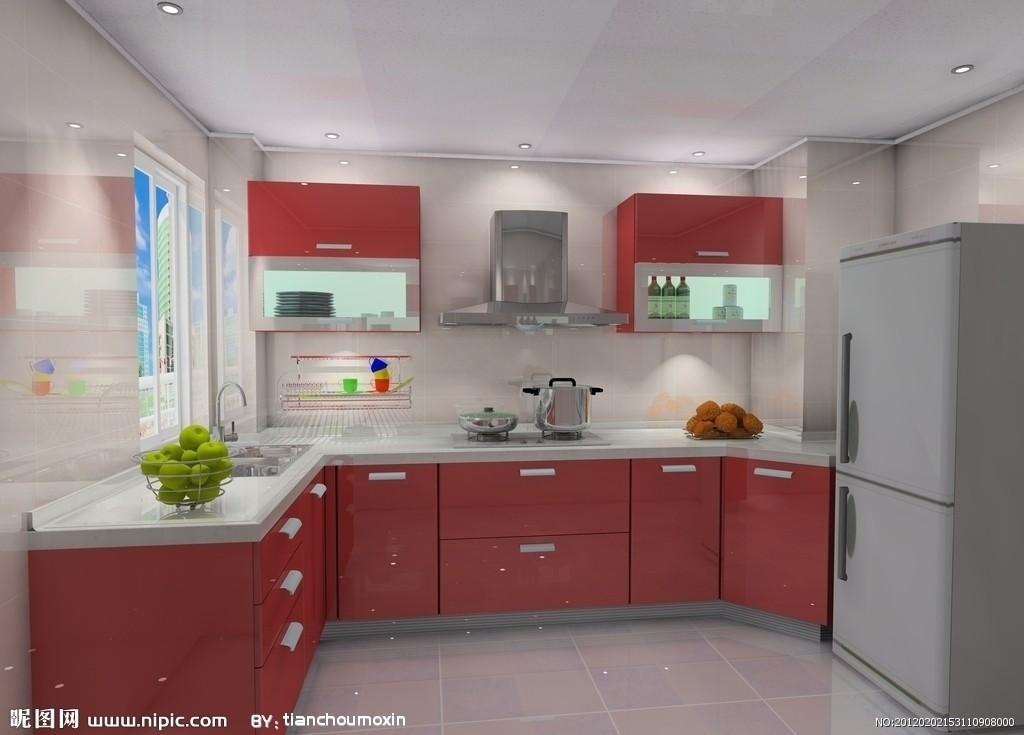橱柜 厨房 家居 设计 装修 1024_735