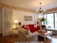 照片描述:客厅的装修