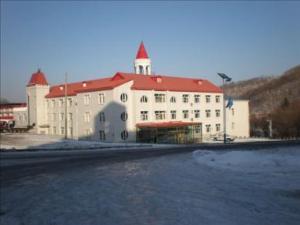 黑龙江亚布力滑雪场新闻宾馆