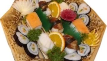 金汉江(紫菜包饭)