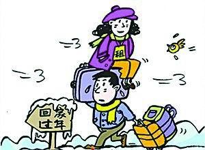 """春节""""相亲综合症""""爆发 单身男女不愿回家"""