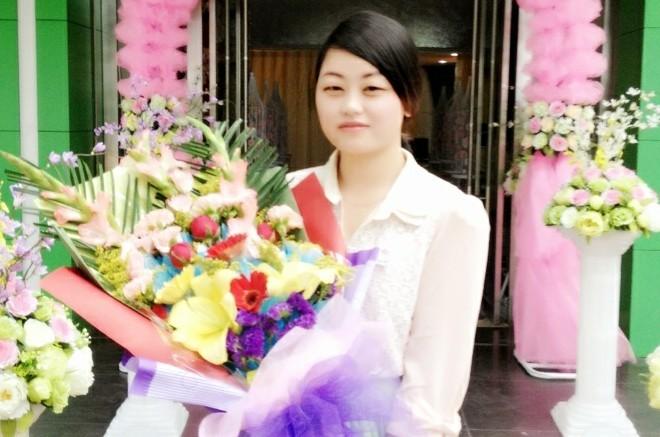 高燕萍,花艺师