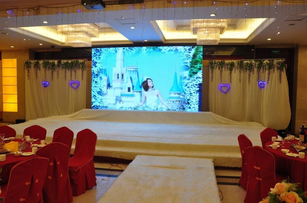 婚礼酒店2