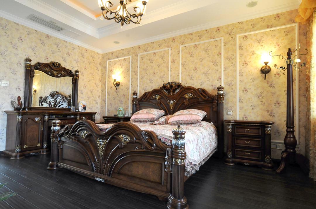 欧式卧室装修效果图第二季