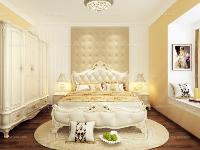 宫殿般的卧室装修