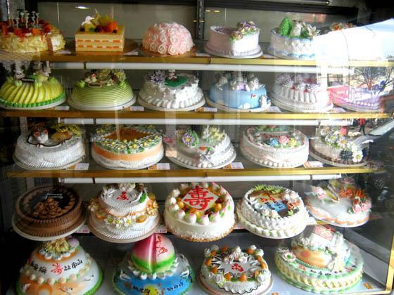 蛋糕�[架