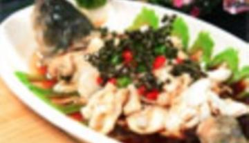 【做法】鲜花椒鲈鱼