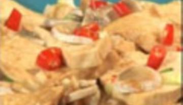 【做法】口蘑焖豆腐