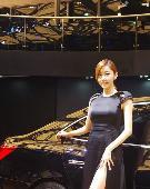 上海车站模特