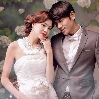 时装化浪漫婚纱摄影主题