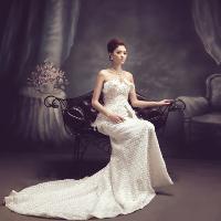 时装化浪漫婚纱摄影主题(2)