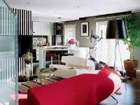 这套80平米家居装修图片拥有轻松的线条,明朗的色调,让人交口称赞。一起看看这清新的80平米家居装修图