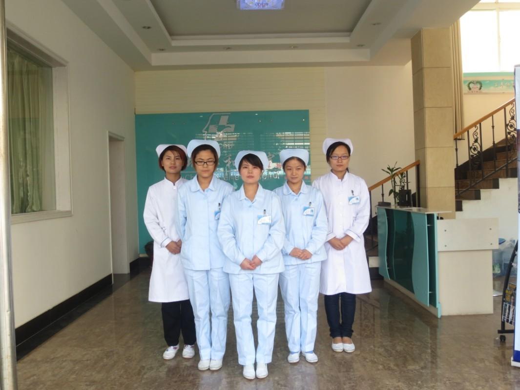 邹城协和医院(护士形象)