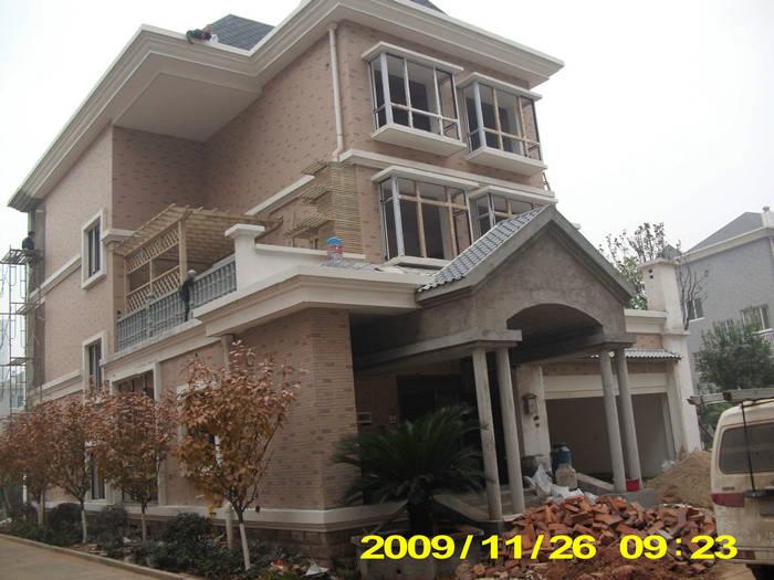 湖南湘潭某别墅外景-福州在线