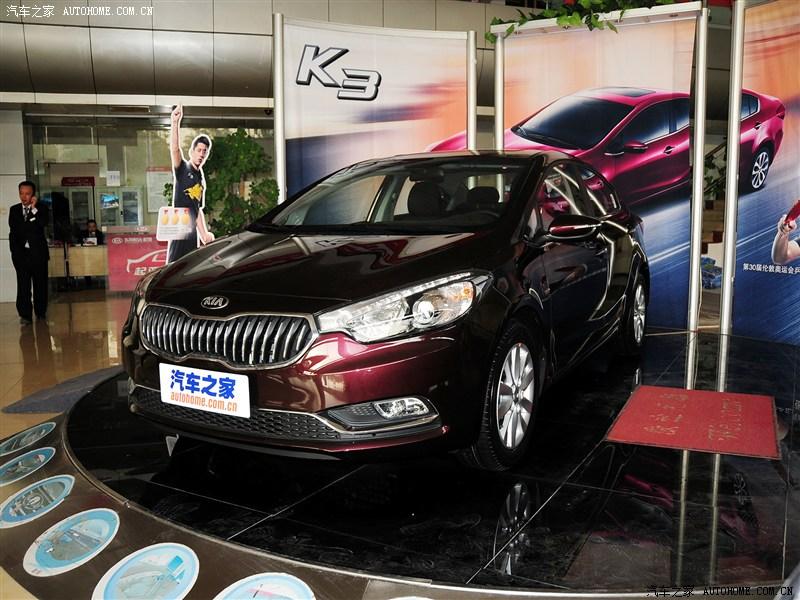 �|�L���_ 起��K3 2013款 1.6L自��GLS