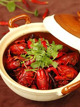 教您在家制作美味的香辣小龙虾
