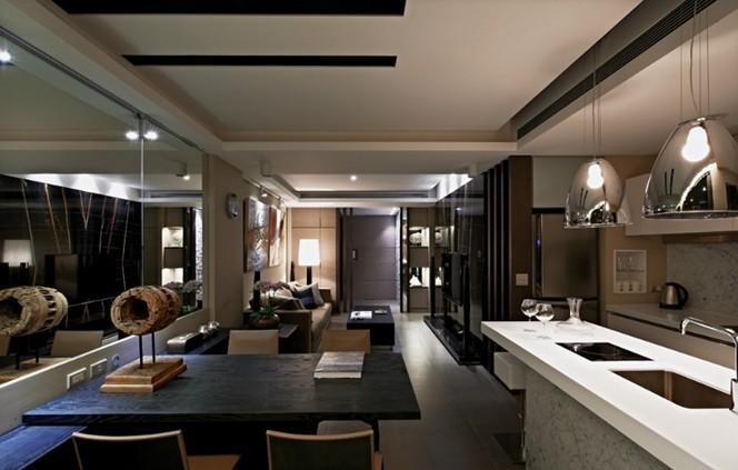 中国室内设计师联盟--现代简约家居简约邀请函设计图片素材图片