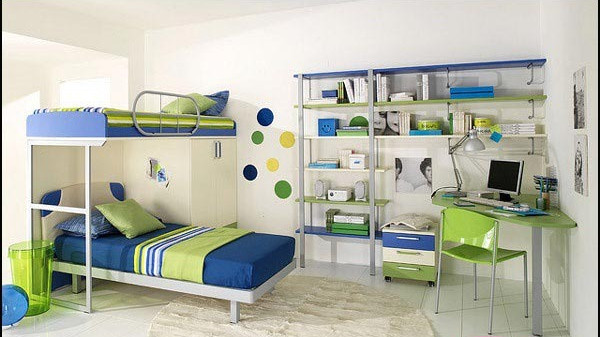 9平米儿童房装修