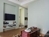 60平方米二室二厅美式风格家居装修案例效果图鉴赏