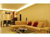 70平方米二室二厅欧式风格家居装修案例效果图鉴赏