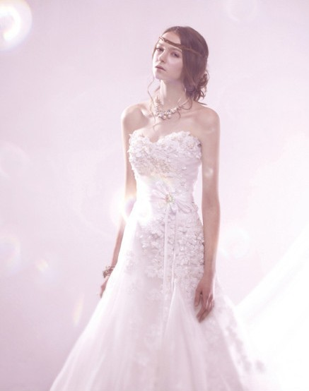 梦中的婚纱