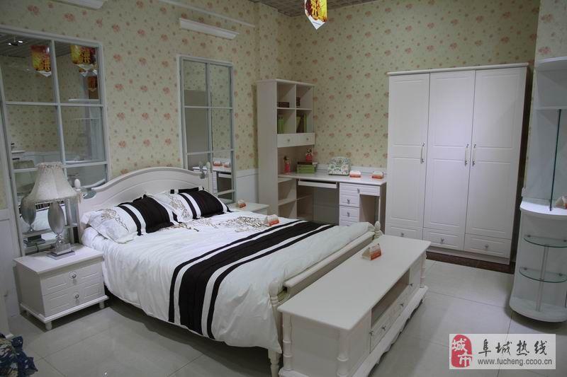 神锋家具——茉莉花园浪漫韩式系列