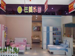 """""""三熊乐园""""儿童套床"""