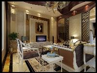 【古典欧式】23万打造220平优雅气派、高贵大方的古典欧式混搭别墅设计