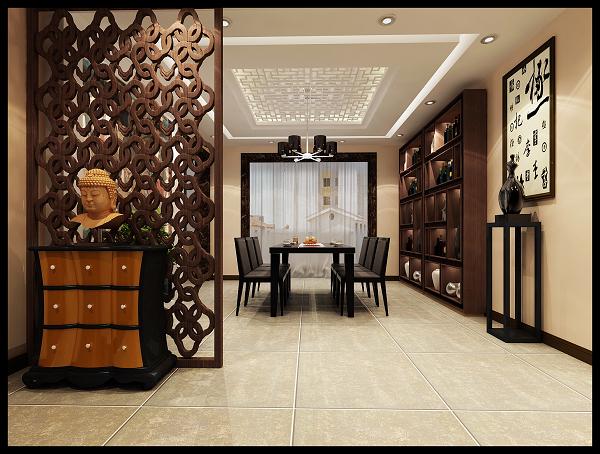 呼和浩特市金隅时代城装修设计