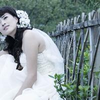 婚纱的魅力