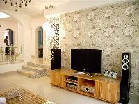 高贵华丽的客厅